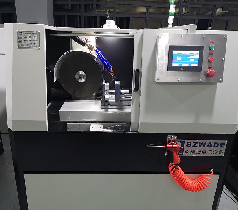 硅钢铁芯切割机