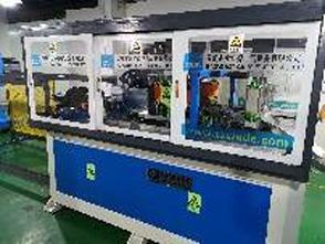 SCRV-200铁芯横剪线